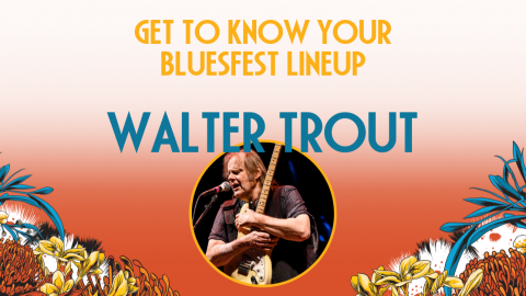 Get to Know Walter Trout