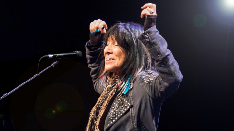Album of the Week 'Medicine Songs' by Buffy Sainte-Marie