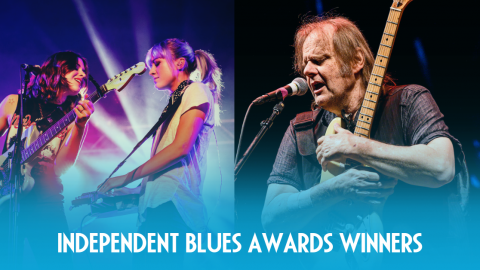 Larkin Poe and Walter Trout Win Big at Independent Blues Awards!