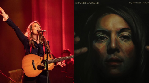 Album of the Week 'By The Way, I Forgive You' by Brandi Carlile