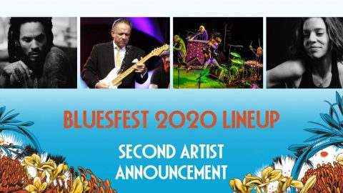 Second Artist Announcement for 2020