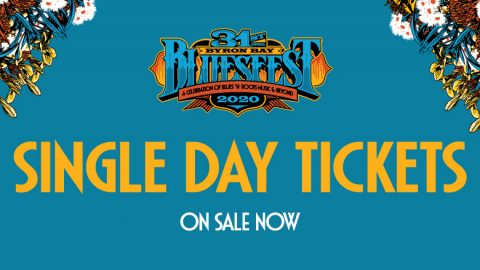 Single Day Tickets On-Sale Now