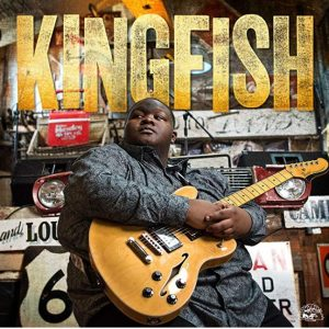 Kingfish Album Cover