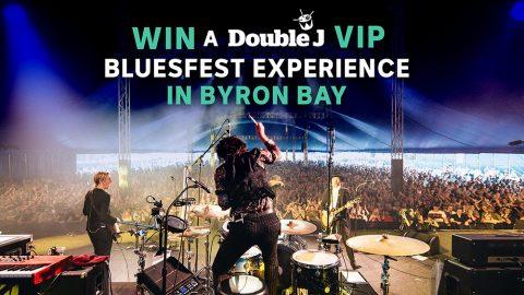 WIN a Double J VIP Bluesfest Experience