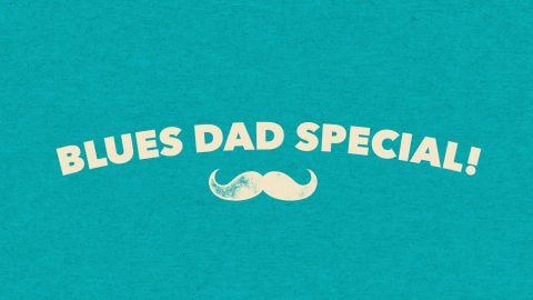 Blues Dad Special