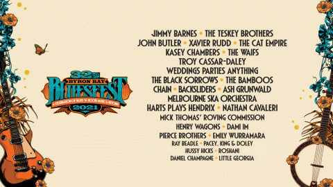 Aussie Blues, Roots & Legends… from our very first artist announcement
