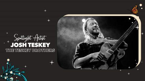 Josh Teskey • THE TESKEY BROTHERS