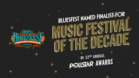 Bluesfest named finalist for 'Music Festival of the Decade'