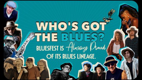 Who's Got The Blues?