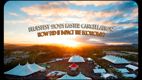 Bluesfest 2021 Easter Cancellation • How did it impact the economy?