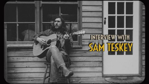 Catching up with Sam Teskey